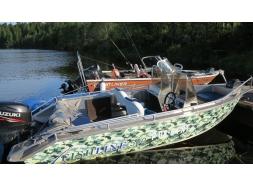 Катер Fishline 500