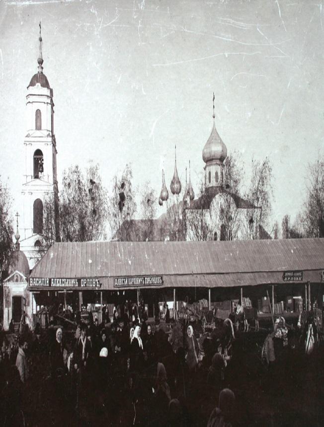 Церковь 1767 года в честь Иоанна Предтечи