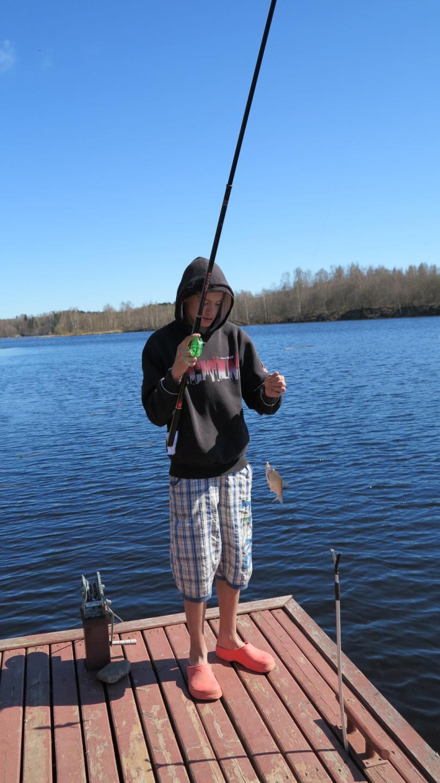 ерик караич рыбалка